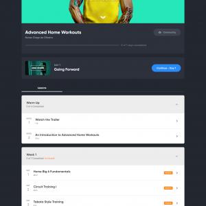 Advanced Home Workouts - platform.mindvalley.com