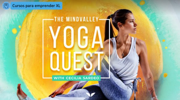The mindvalley yoga quest