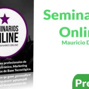 Los Cursos Seminarios Online Masterclass de Mauricio Duque