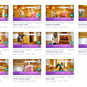 Yoga Ritual: serie para principiantes - Elena Ferraris
