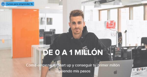 De 0 a un millón - Alex Huertas