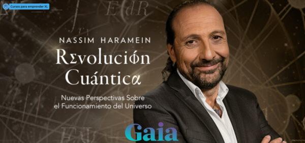 Revolución Cuántica - Nassim Haramein