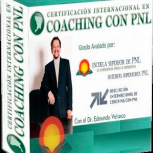 Certificación Internacional en Coaching con PNL - Edmundo Velasco