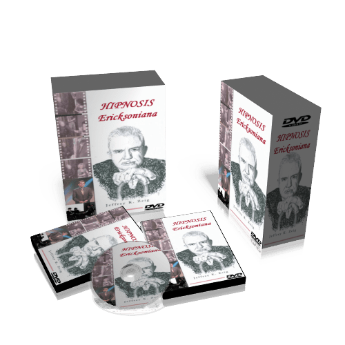 Diplomado en Hipnosis Ericksoniana - Jeffrey K. Zeig y Milton Erickson