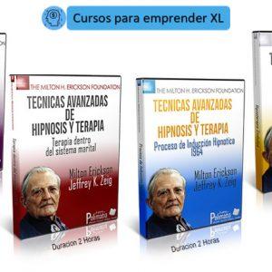 Técnicas Avanzadas de Hipnosis y Terapia – Milton Erickson, Jeffrey K. Zeig